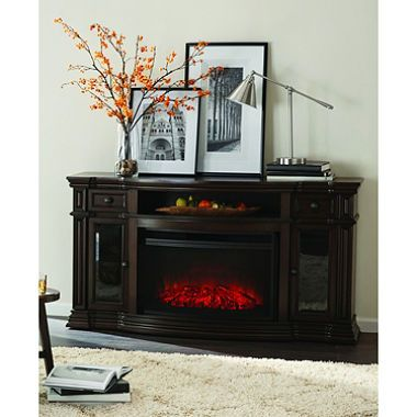 Member S Mark Trenton Wi Fi Smart Electric Fireplace And Media
