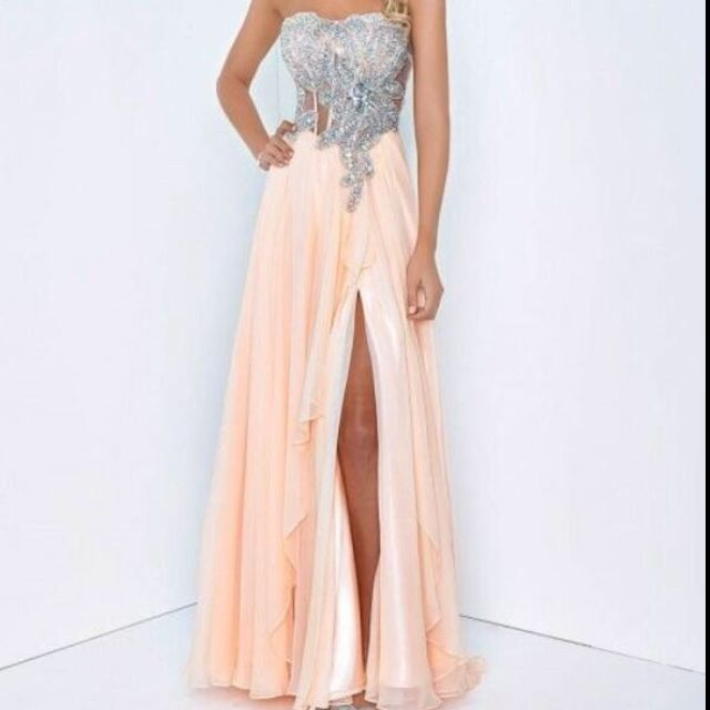 PINK AND SPARKLES PROM DRESS | Dress Up Time | Pinterest | Prom ...
