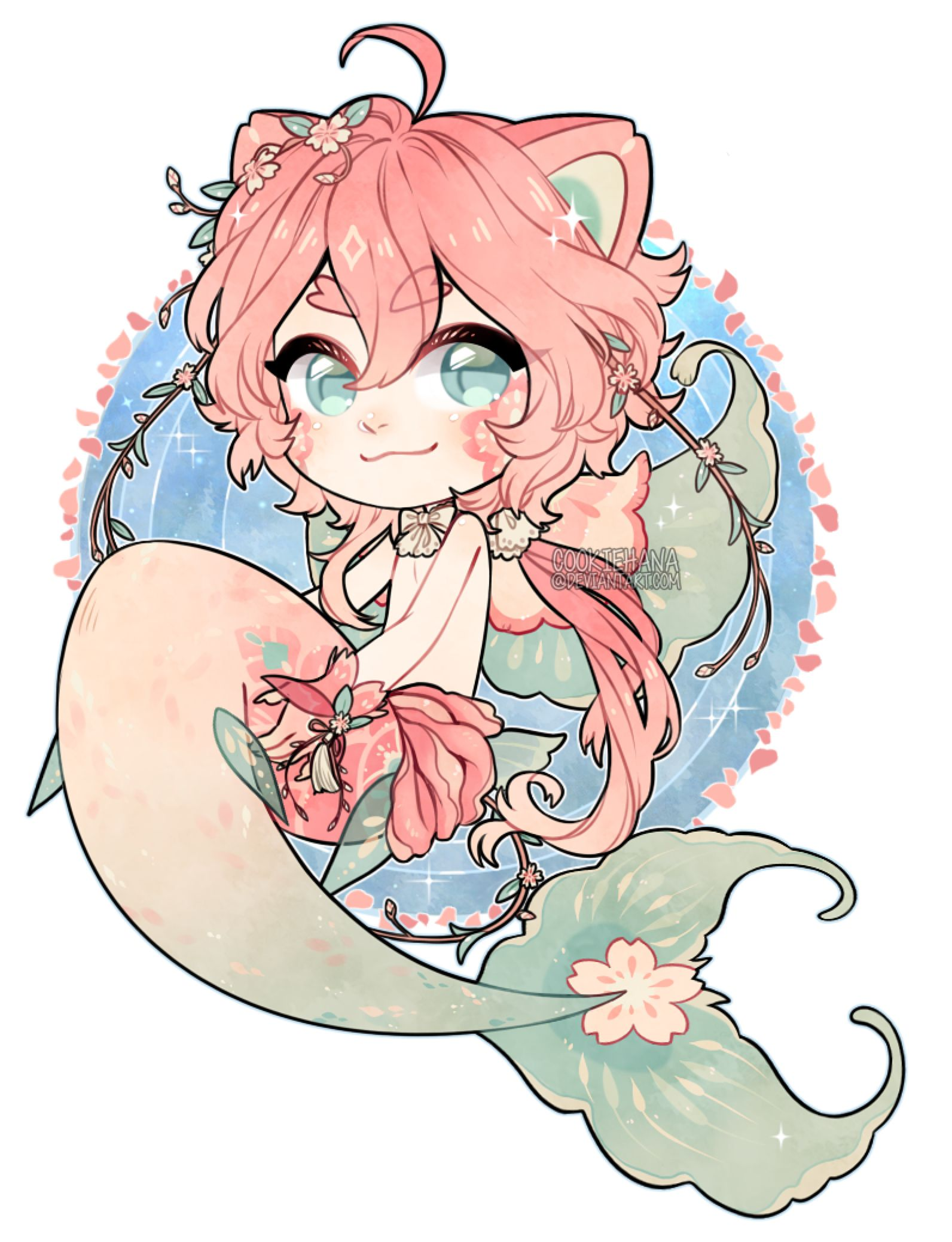 Cm Niaro By Cookiehana On Deviantart With Images Cute Anime