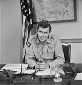 America's sheriff Andy Griffith dead at 86