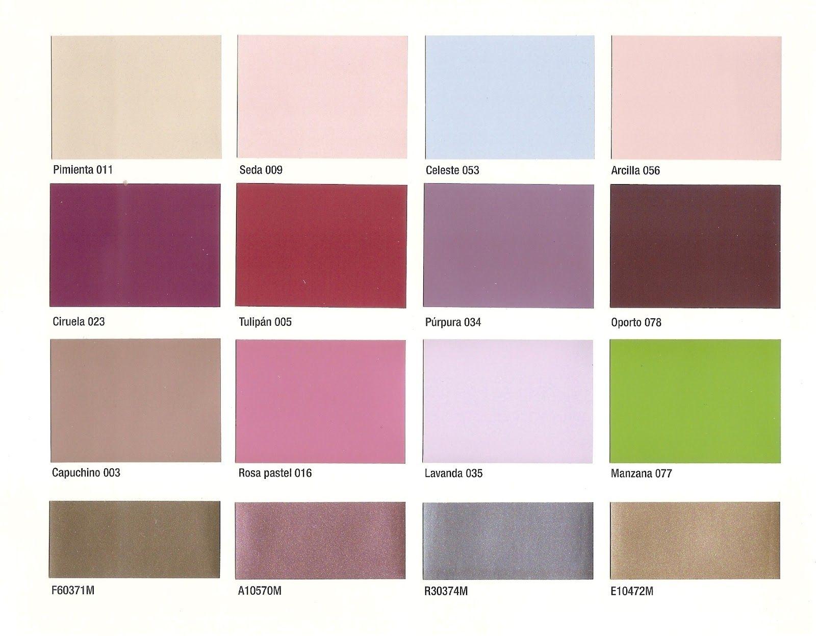 Pin De Xime Perez En Llar Colores Para Pintar Paredes Carta De Colores Pintura Gamas De Colores