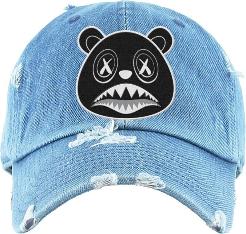 c0d0cfcba92 Oreo Baws Light Denim Dad Hat