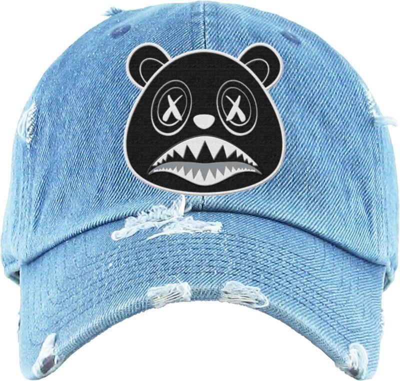 9803c4fd766 Oreo Baws Light Denim Dad Hat