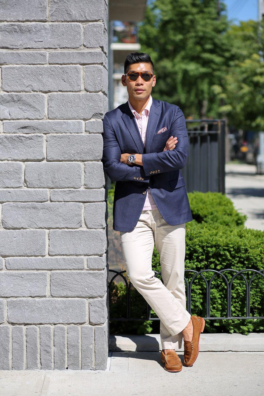 7eb5772e3ce Leo Chan Summer Suede Style II  Sharp Casual