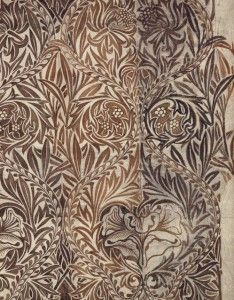 Titulo Printed Cotton Año 1876 Autor Willian Morris William Morris Designs William Morris Patterns William Morris