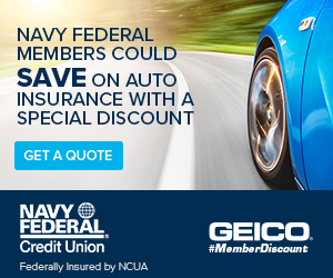 Geico Navy Federal Discount Car Car Fix Saving Money
