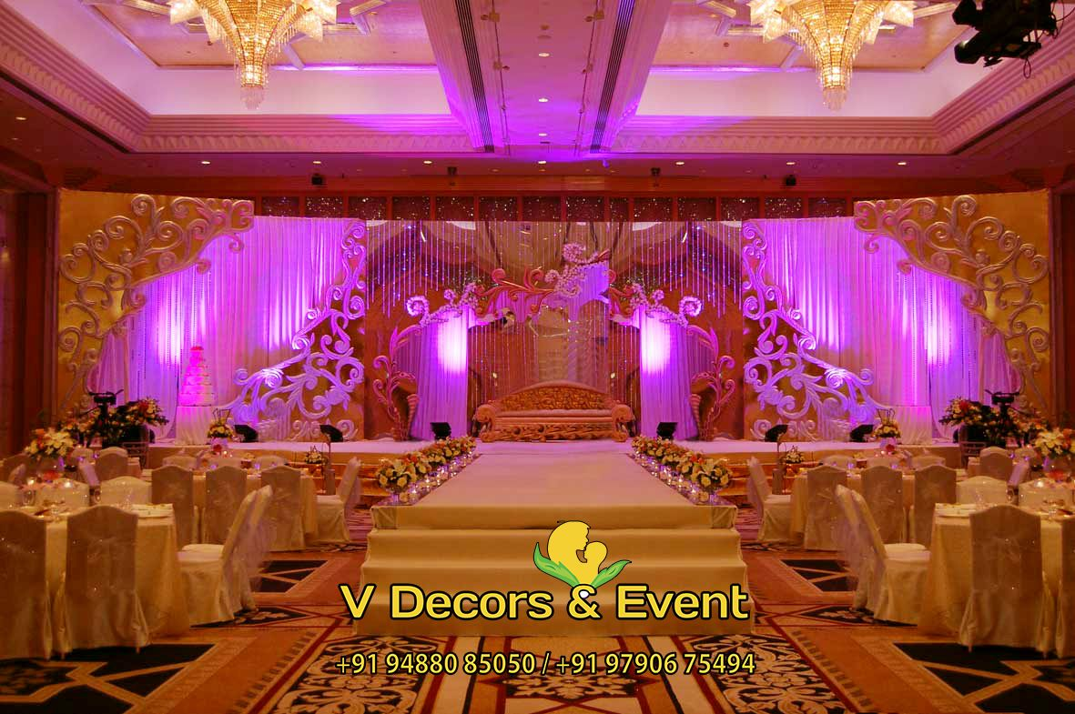 Pin by V Decors and Events on Engagement Decorations in Pondicherry ...