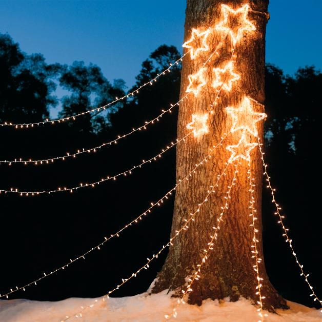 Create a spectacular nighttime scene with our shooting star cluster create a spectacular nighttime scene with our shooting star cluster light displays especially when festooned aloadofball Images