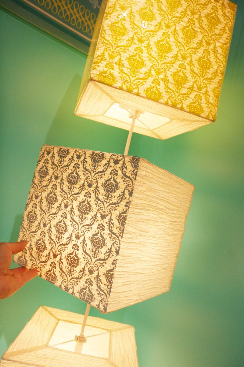 Ikea Lamp Hack | Creative, Paper lamps and Lights for Creative Paper Lamps  45jwn