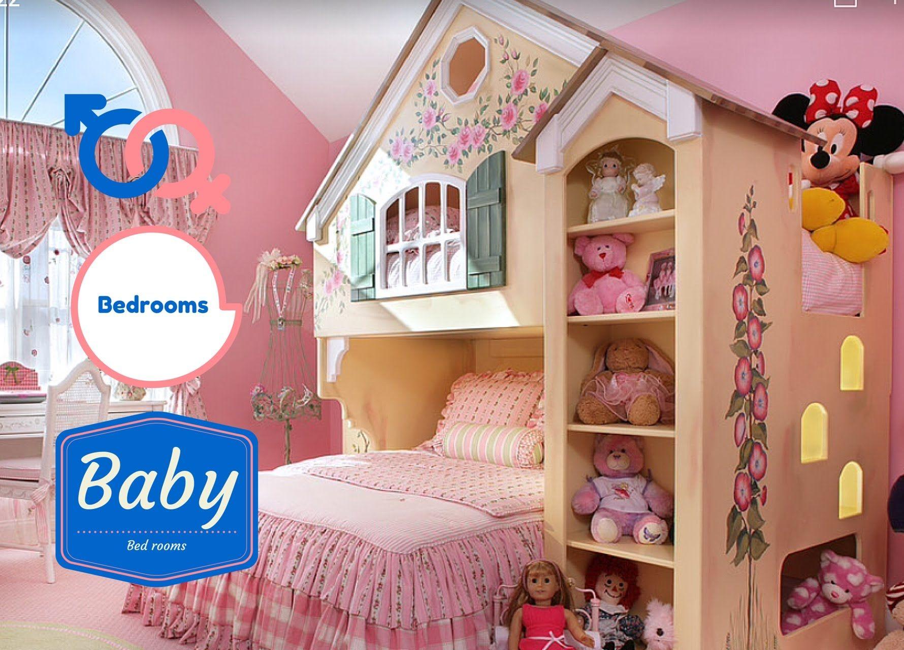 Camere Per Bambini Da Sogno : Il sogno di ogni bambino pussy s dream bedroom