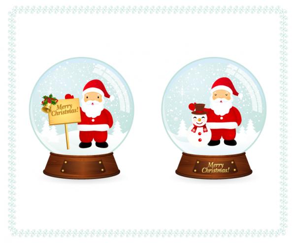 Santa Christmas Snowballs Christmas Snow Santa Christmas Santa Claus Images