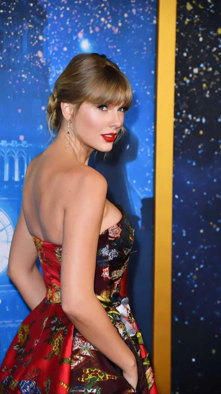 Taylor Swift CATS movie premiere, NYC
