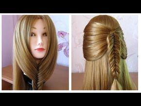 Coiffure cheveux mi long pour l'ete