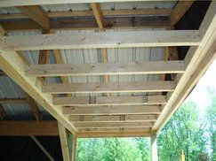 How to Build a 12x20 Cabin on a Budget | Diy shed plans ...