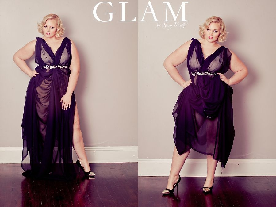 Plus Size Glamour Photography Connecticut - GLAM by Sassy Mouth ...