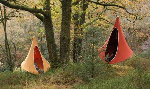 Avian Relaxation Pods & Avian Relaxation Pods | Tents