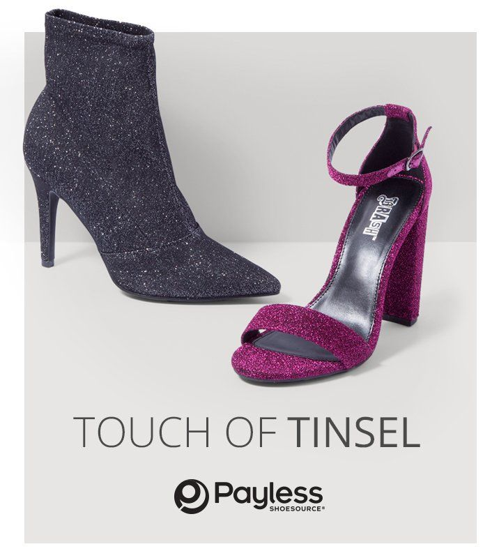 155ff1e9e8 Shop Payless for a large selection of women's pumps, heels, and wedges for  every occasion. Sparkly heels. Holiday heels. Holiday boots. New Years Eve  looks.
