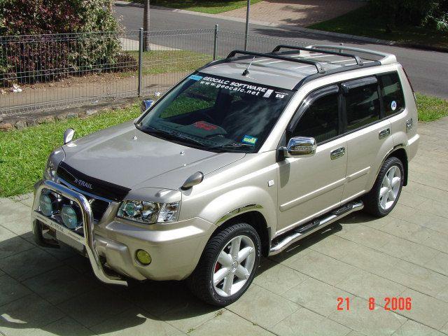 Xtrail Nissan Xtrail Nissan Xterra Nissan 4x4