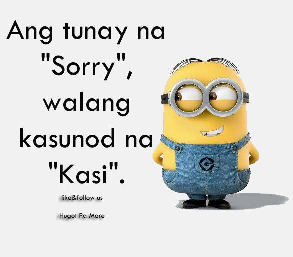 Minions Tagalog Quotes Google Search Quotes Pinterest Interesting Minion Quotes Tagalog