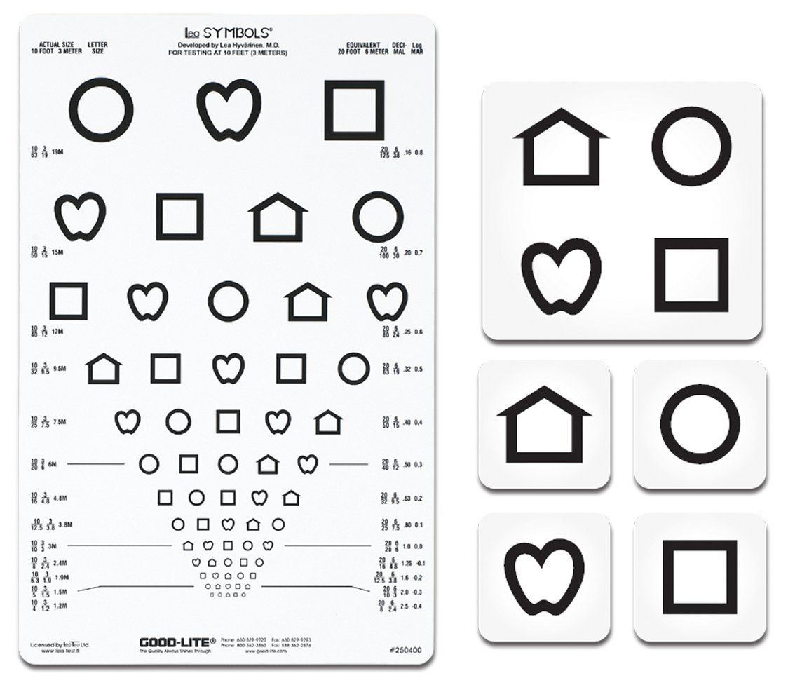 Children Shapes Eye Test