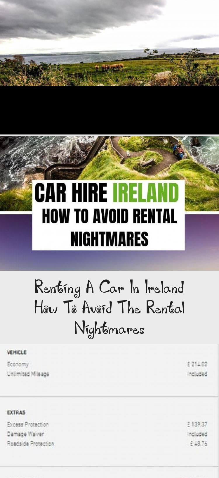 Car hire and car rental in ireland can be a really