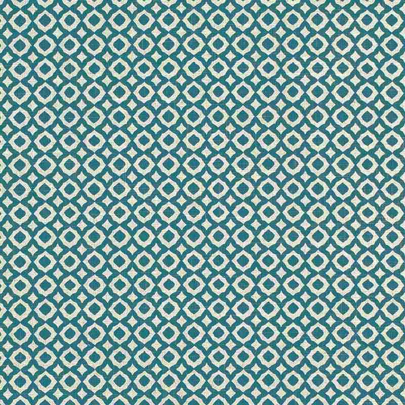 Sofa Fabric In Jaipur: Warwick Fabrics : JAIPUR, Colour TURQUOISE