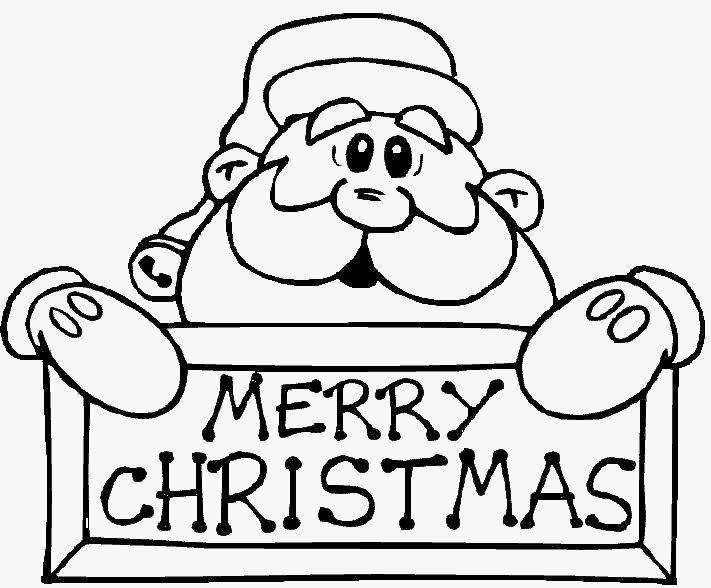 Merry Christmas Papa Noel Dibujalia Dibujos Para Colorear Navidad Merr Paginas Para Colorear De Navidad Dibujos De Navidad Paginas Para Colorear Disney