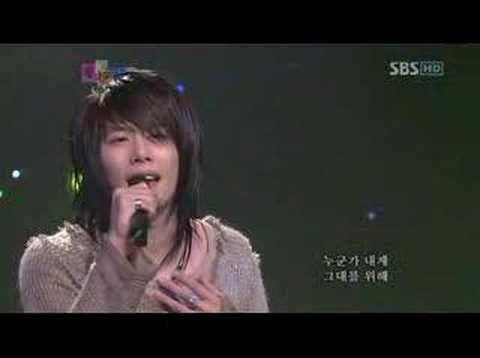 Park Hyo Shin - 해줄수 없는 일, 동경, 눈의꽃 medley (03-20-07)