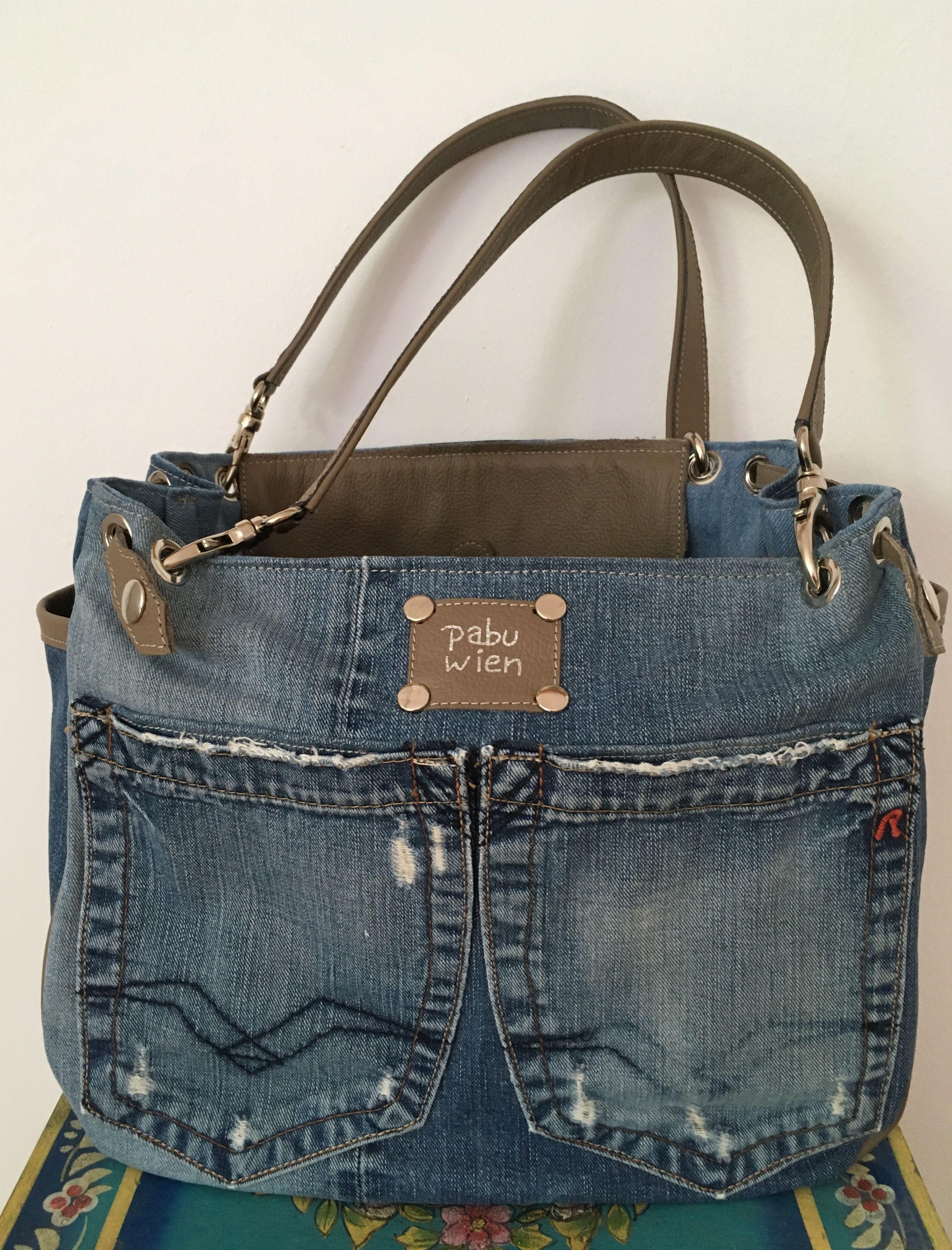 replay leder sand jeanstaschen pinterest jeans tasche jeans und geldb rse. Black Bedroom Furniture Sets. Home Design Ideas