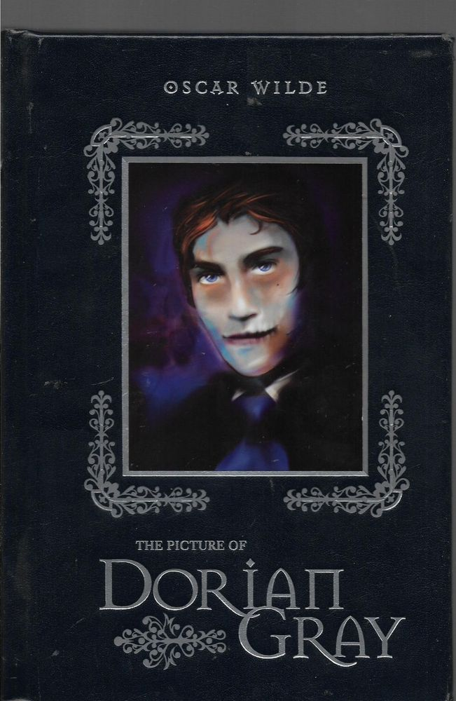 The Picture Of Dorian Gray By Oscar Wilde Faux Leather