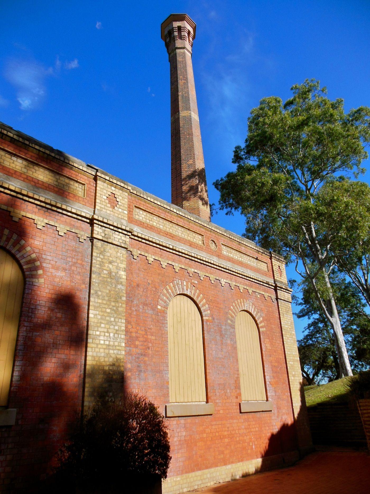Walka Water Works, Oakhampton Heights, Near Maitland, Nsw  Victorian