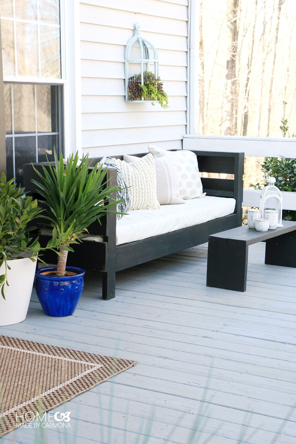 Fresh Outdoor Living Ideas On A Budget