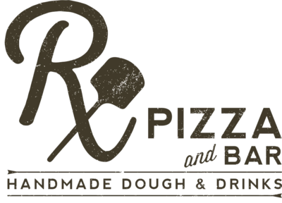 Image result for rx pizza logo