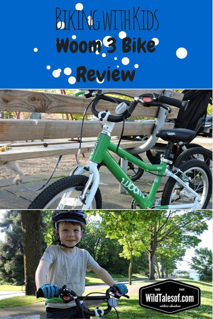 Woom 3 Bike Review Helping The Transition From Balance Bike To