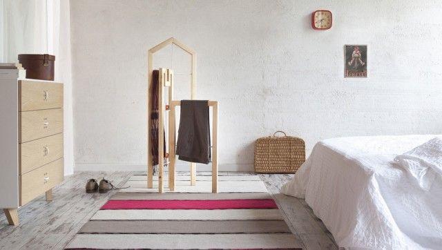 Tulipanorosa servo muto ispirato all 39 architettura for Brugnera mobili