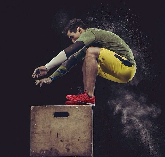 ....Box jumps