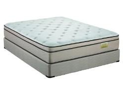 King Size Badcock More 900 Queen Pillow Top Mattress Top