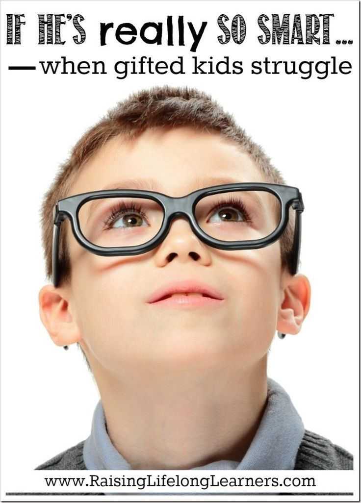Why So Many Gifted Yet Struggling >> If He S Really So Smart When Gifted Kids Struggle Giftedness