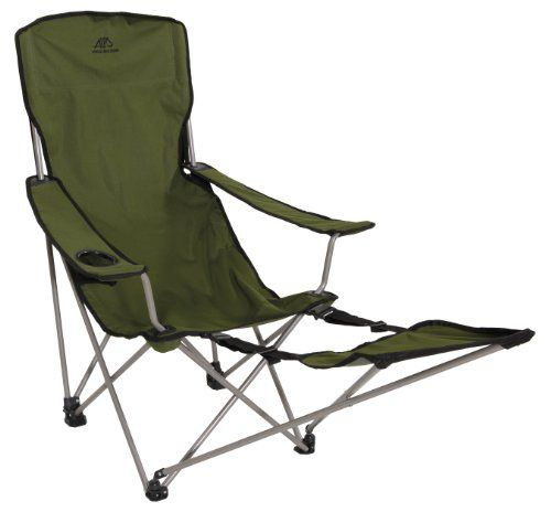 Best Folding Camping Chair With Footrest Alps Mountaineering Escape Camp Chair Review And Ratings Folding Camping Chairs Camping Chairs Camping Chair