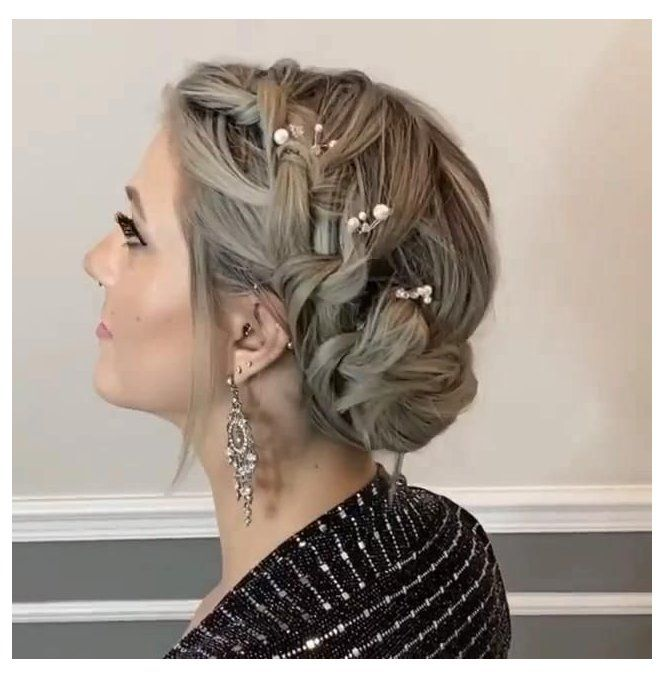 cool hairstyles to do on yourself