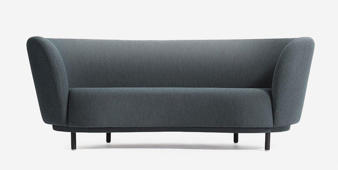 Mass Productions Dandy Sofa Form 2 Seater Sofa Sofa Furniture