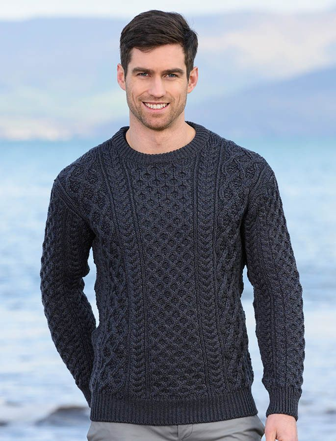 men's irish cable knit sweaters - Google Search | Tribes ...