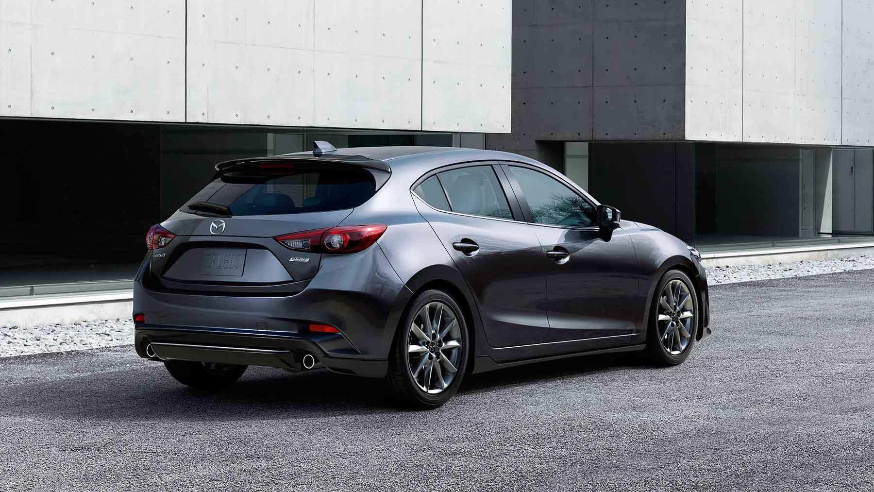 Galería del Vehículo Mazda 3 Hatchback Modelo 2017 | Mazda Mexico