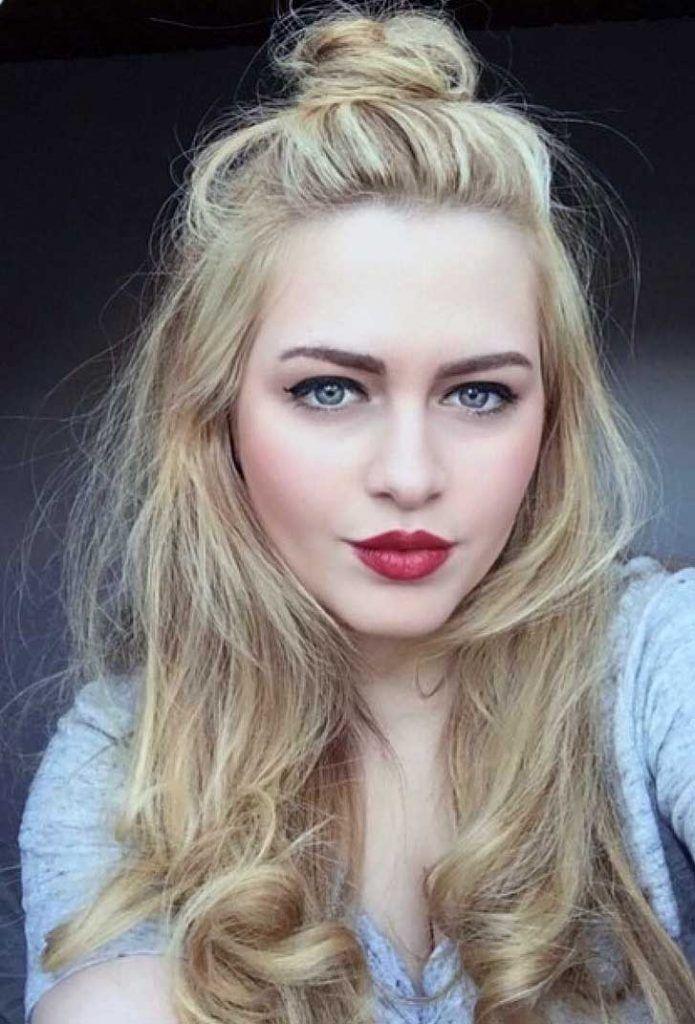 Sari Sac Renkleri Tonlari Ve Katalogu Hair Inspiration Hair Beauty Hair Styles
