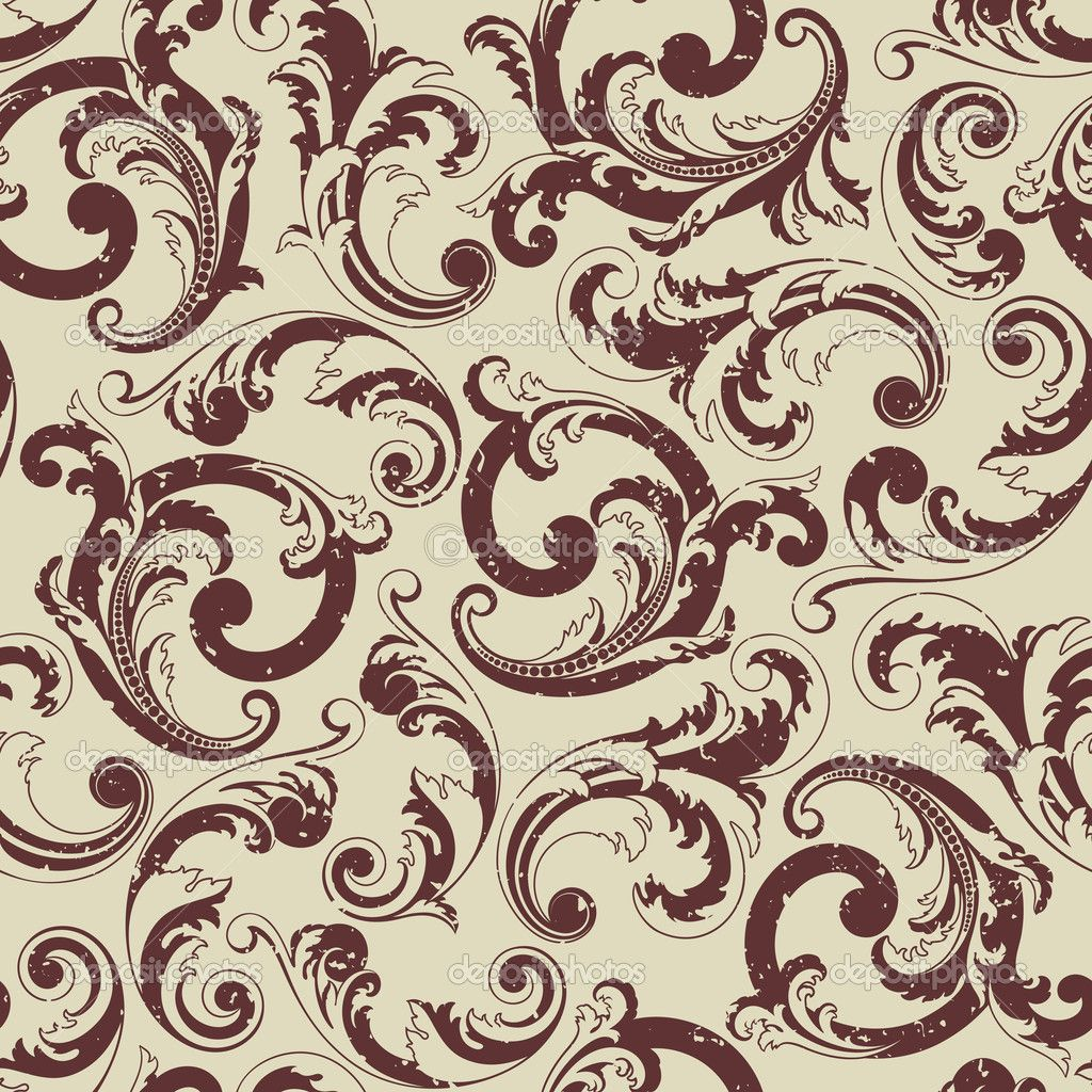 Vector baroque google search pattern pinterest baroque pattern baroque pattern dailygadgetfo Gallery