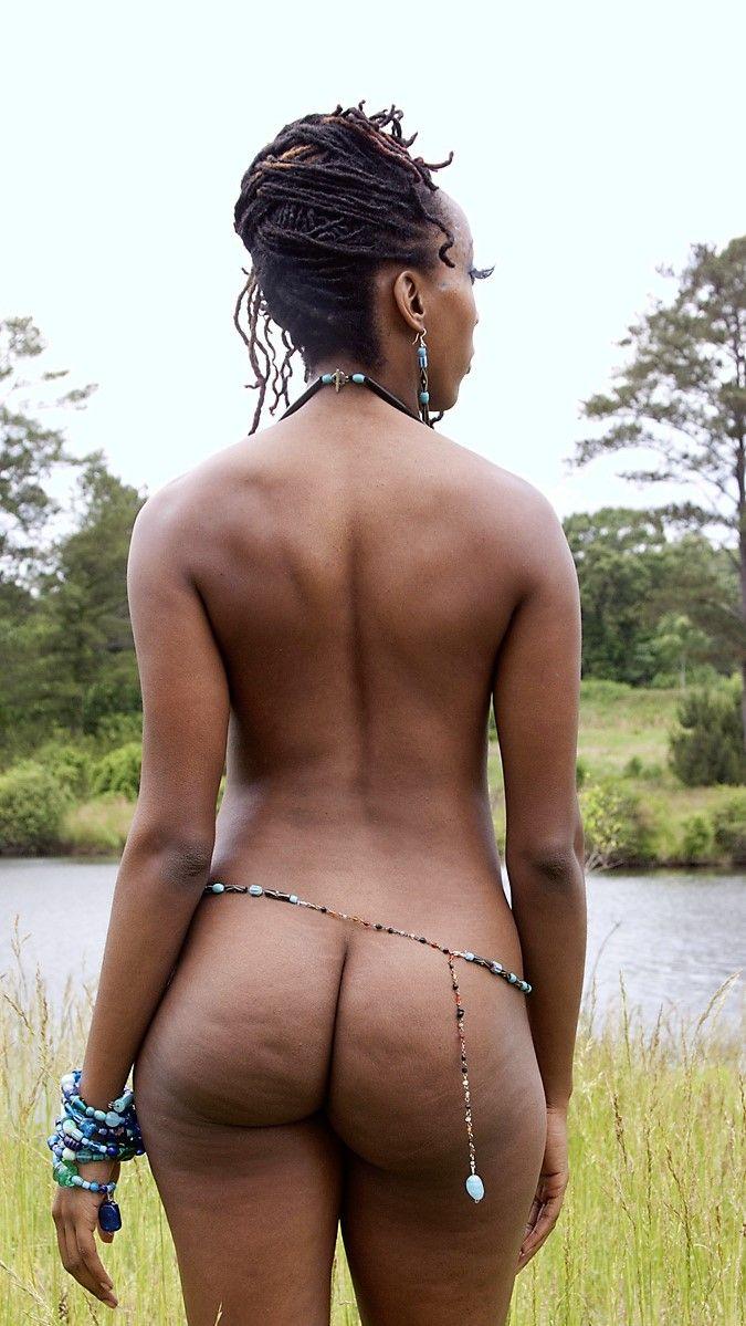 African Nice Ass