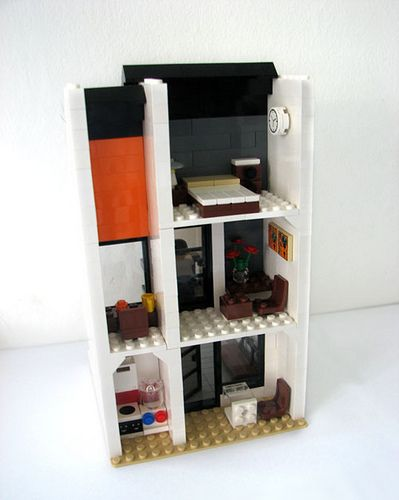 Lego   House Minimalist Interior | Flickr   Photo Sharing! Part 53