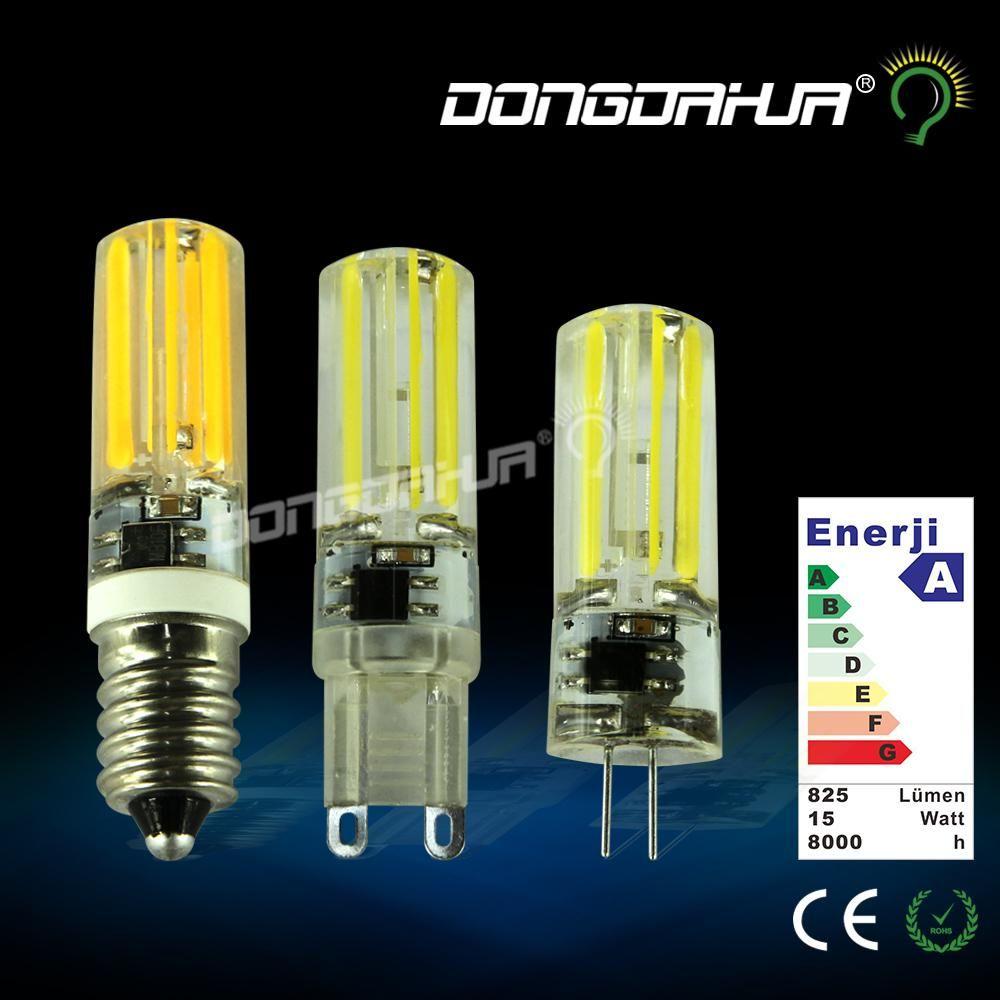 2017 Cob 7 G4 E14 Led 9 Lamp W G9 Bulb 220 3 5 V 240 OZwXTlPkiu