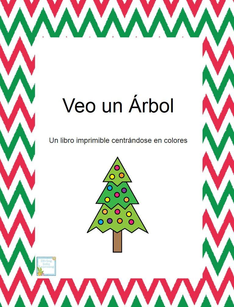 Veo un árbol- libro de colores | Pinterest | Libro de colores, Los ...