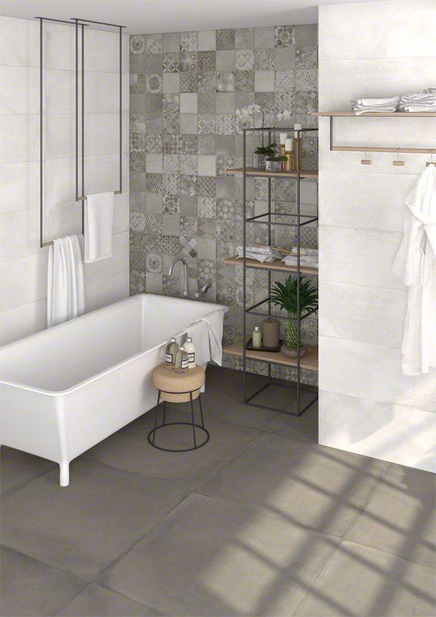 Bathroom Tiles Kent vives - revestimiento lynton sombra - pasta blanca kent 32x99 cm